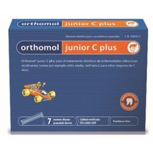 ORTHOMOL JUNIOR C PLUS 7sbrs.granulado