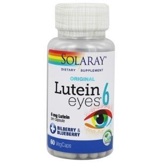 LUTEIN EYES 6mg. 30cap.