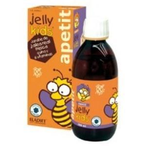 JELLY KIDS APETIT j.real 250ml.jarabe